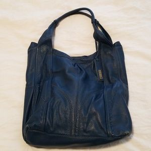 Joe's Jeans leather tote